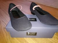 Ballet character shoes size 1.