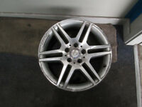 MERCEDES C CLASS 17 INCH ALLOY FOR SALE