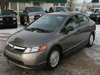 2008 Honda Civic DX-G Sedan Manual