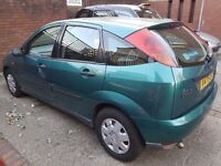 Ford Focus, very good condition, non runner - due to faulty clutch