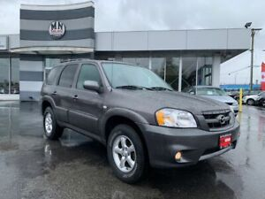 2005 Mazda Tribute GS FWD Sunroof Only 222KM