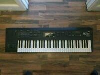 Korg N5ex keyboard Synth MIDI