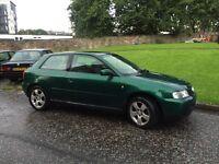 Audi A3 1.6, Mot May 17