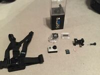 GoPro Hero 3+ Silver + Accessories