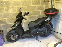 Kymco Agility 125cc scooter