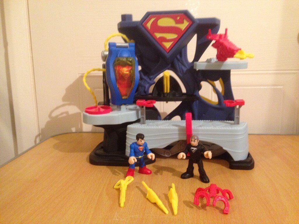 Imaginext Superman Playset NOW £12