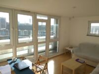 W2 Lovely clean bright room in flat share