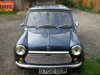 Austin Mini 1275cc Mayfair 2dr Modified no current MOT