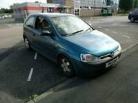 Vauxhall Corsa 1.7 diesel