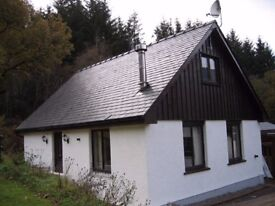 Modern furnished long term rental accommodation available just five miles north of Fort William