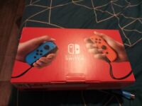 Selling new in box Nintendo switch as was a gift unwanted £200