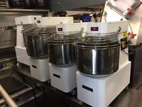 NEW 20 LT DOUGH MIXER ITALIAN MADE CATERING COMMERCIAL FAST FOOD RESTAURANT BAKERY PIZZA KITCHEN