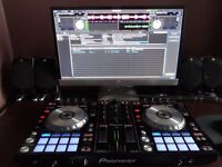 New Pioneer DDJ SR Immaculate Condition With New Deck Saver