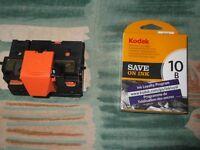 Kodak EPS-3 Printer Head and Black Ink Cartridge £3