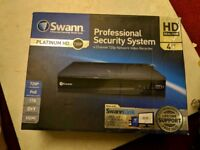 Swann Pro Security System CCTV PoE