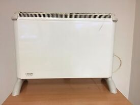 Dimplex portable convector heater,2kW DX 200S