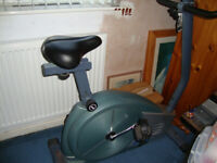 Exercise bike -Rogerblack in useable condition