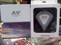 AUDIO-TECKNICA AIR DYNAMIC HEADPHONES ATH-AD900X