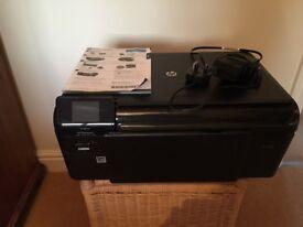 HP Photosmart wireless All in One B110 Printer