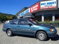 1993 Toyota Tercel Sedan Auto