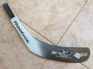 NEW Reebok 3K Fiber Hosel Replacement Hockey Stick Blade Senior Right Pronger Curve