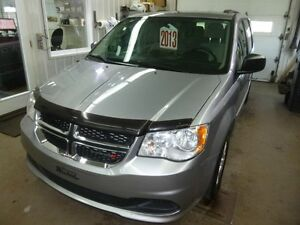 2013 Dodge Grand Caravan SE stow n go