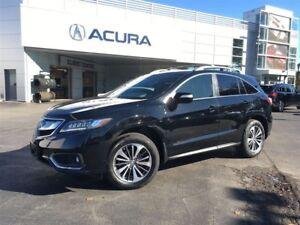 2016 Acura RDX ELITE | NAVI | SENSORS | TINT | RAILS | LEATHER