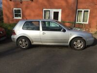 Vw Golf 2.0 Gti Spare Or Repairs Project