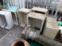 Ceramic Belfast Sinks Ponds Planters Garden Ornaments