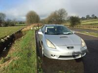 Toyota celica 1.8vvti top end noisey £300 takes its