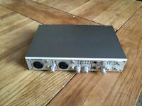 M-AUDIO 410 FIREWIRE - Production audio card - with cables