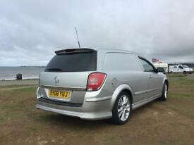 Astra Van Sportive SE - 150bhp, 6 Speed, Sat-Nav, Bluetooth, Cruise. vxr NO VAT!