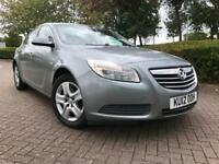 2012 Vauxhall Insignia 2.0 cdti ecoflex exclusive !!! Cheap tax £30