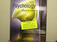Psychology Themes and Variations - NEW BOOK
