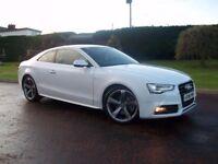 2015 Audi A5 S LINE TDI CVT LOW MILES*LOVELY CAR*