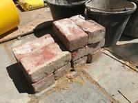 Old reclaimed bricks - free to collector