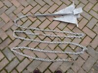 Anchor - Danforth type 7kg