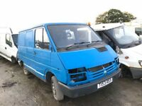 Renault trafic 1999 year breaking spare parts available bumper bonnet wheels doors