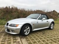 BMW Z3 AUTOMATIC RELUCTANT SELL 2.0 SIX CYLINDER GREAT CONDITION