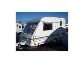1995 Swift silhouette 2B lightweight full awning 6 months warranty CAN Deliver