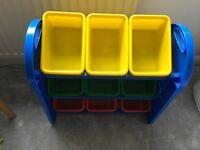 Kids toy organizer/storage