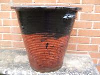 Antique Earthenware Planter
