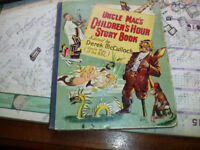 Ubncle Macs childrens hour story book