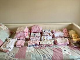 Baby Girl clothes for sale (newborn and 0-3 months)