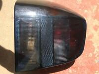Rear lights for polo 6n1 both for £25