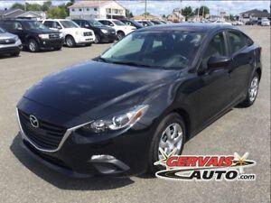 Mazda 3 GX 2015