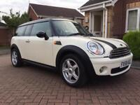 Mini Cooper Clubman, low miles, immaculate condition
