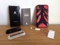 SWITCHEASY - Casule Rebel Phone Case for iPhone 4 [WITH ACCESSORIES]