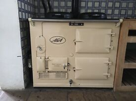 Second hand 2 oven oil fuelled Aga