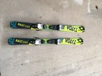 Kids Racetiger Vokl Skis 100cm